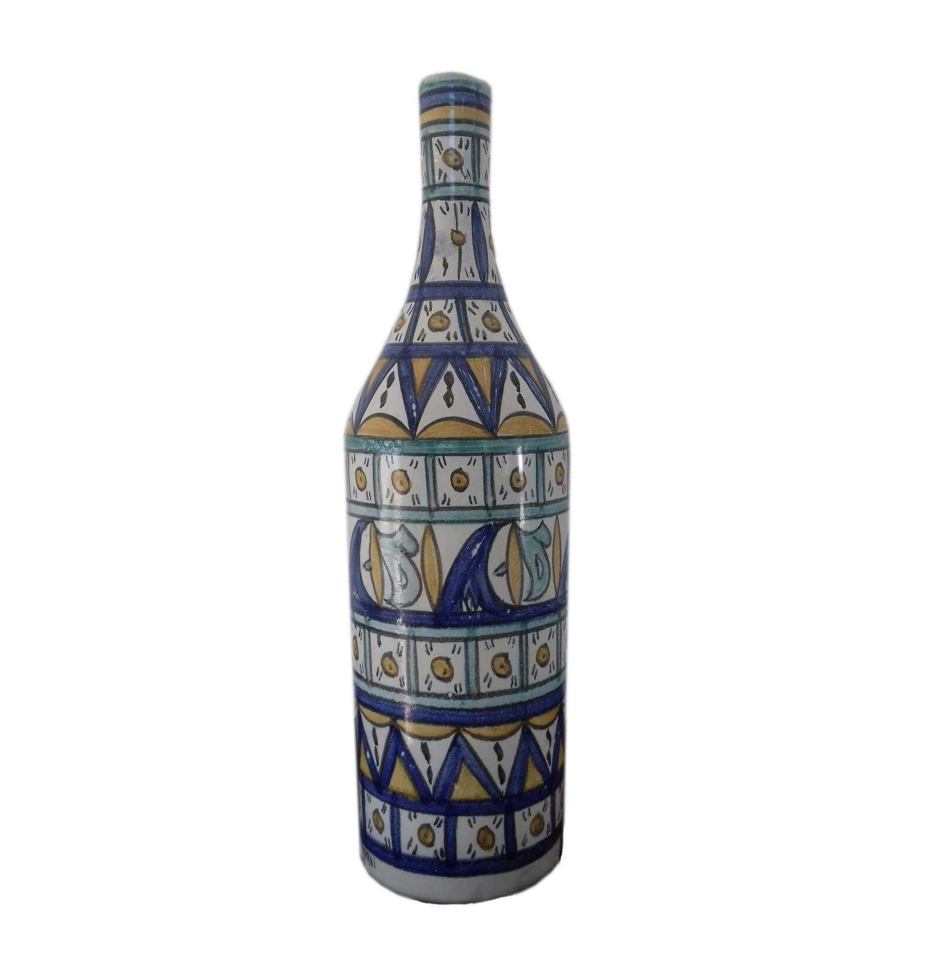 Poterie-Silm_Gharbi_bouteille1-d®coratif-50cm